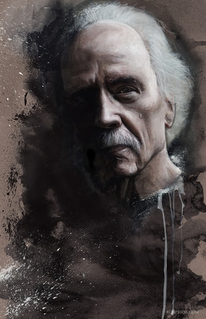 <i>John Carpenter</i> Wizard World Comic Con VIP Exclusive Lithograph by Rob Prior