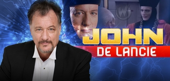 John de Lancie, <i>Q</i> from �Star Trek,� Joins the Wizard World Comic Con Tour!