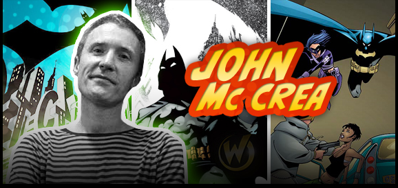 John McCrea, <i>Batman</i>, Coming to Las Vegas!