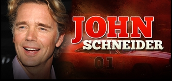 John Schneider, <i>Bo Duke</i> from �Dukes of Hazaard,� & <i>Jonathan Kent</i> from �Smallville,� Joins the Wizard World Comic Con Tour!