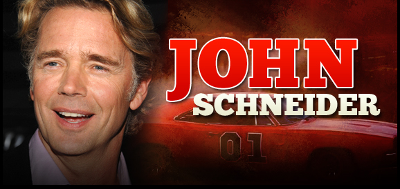 "John Schneider, <i>Bo Duke</i> from �Dukes of Hazzard,"" & <i>Jonathan Kent</i> from �Smallville,� Coming to Raleigh & Nashville!"