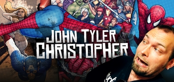 John Tyler Christopher, <i>Amazing Spider-Man</i>, Joins the Wizard World Comic Con Tour!