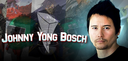 Johnny Young Bosch, <i>Adam Park/The Black Ranger</i>, �Mighty Morphin Power Rangers,� Coming to New Orleans Comic Con!
