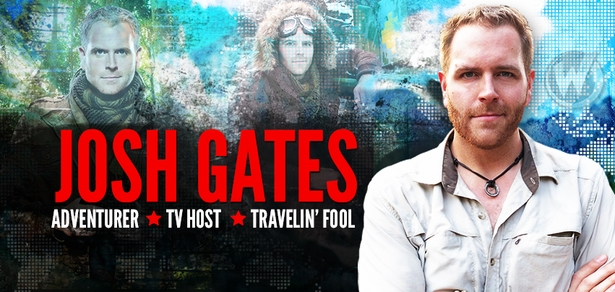 Josh Gates, �Destination Truth: Memoirs of a Monster Hunter,� Coming to Ohio Comic Con!