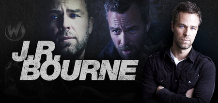 JR Bourne, <i>Chris Argent</i>, �Teen Wolf,� Coming to Nashville Comic Con!