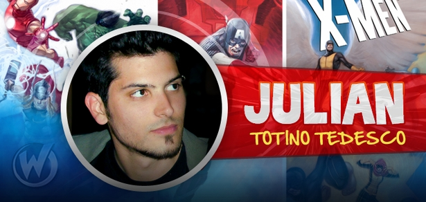 Julian Totino Tedesco, <i>EISNER AWARD NOMINEE</i>, Joins the Wizard World Comic Con Tour!