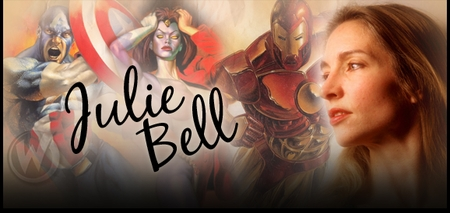 Julie Bell, <i>Award-Winning Fantasy Illustrator</i>, Makes a Rare Appearance @ Philadelphia Comic Con!
