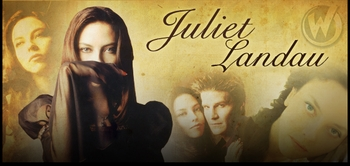 Juliet Landau, <i>Drusilla</i>, from �Buffy� & �Angel� Joins the Wizard World Tour!