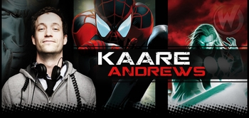 Kaare Andrews, <i>Ultimate Spider-Man</i> Artist, Coming to Austin Comic Con!