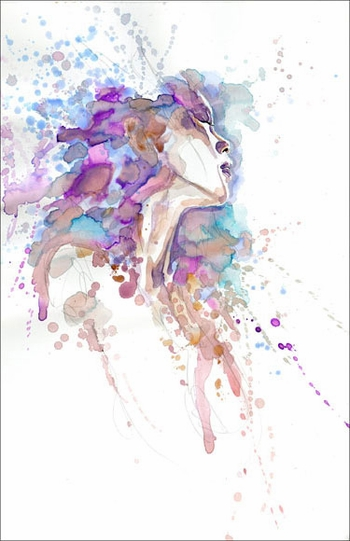 <i>Kabuki: Reflections</i> New Orleans Comic Con VIP Exclusive Lithograph by David Mack