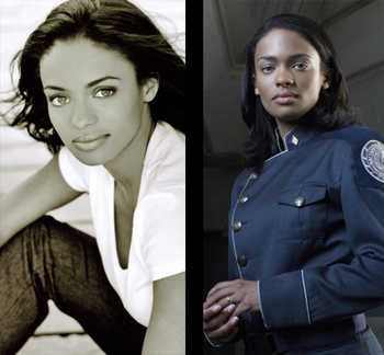 KANDYSE MCCLURE TO GREET FANS  AND SIGN AUTOGRAPHS AT TORONTO COMIC CON