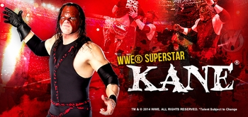 WWE� Superstar Kane� Coming to