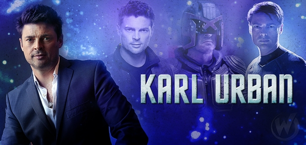 Karl Urban, <i>Bones</i>, STAR TREK INTO DARKNESS, Joins the Wizard World Comic Con Tour!