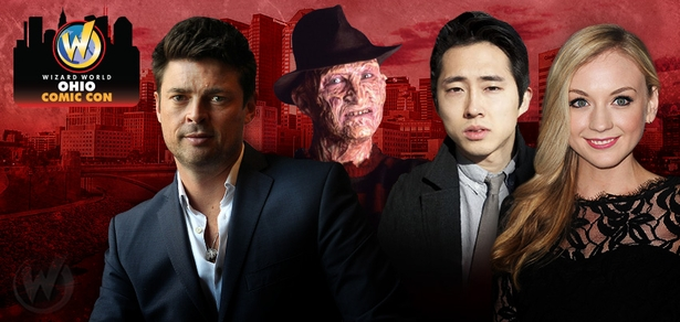 Karl Urban, Steven Yeun, Emily Kinney, Robert Englund Headline Celebrity Guests @ Wizard World Ohio Comic Con, October 31-November 1-2