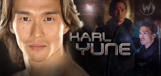 Karl Yune, REAL STEEL & �Arrow� Coming to Columbus (Ohio)!