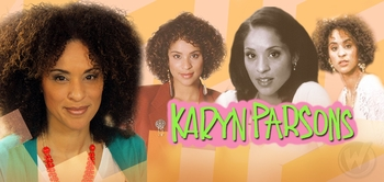 Karyn Parsons, <i>Hilary Banks,</i> �The Fresh Prince of Bel-Air,� Coming to