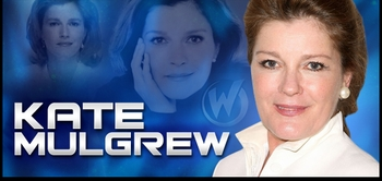 Kate Mulgrew, <i>Captain Kathryn Janeway</i> from �Star Trek: Voyager,� Joins the Wizard World Comic Con Tour!