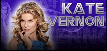 Kate Vernon, <i>Ellen Tigh</i> from �Battlestar Galactica,� Joins the Wizard World Comic Con Tour!