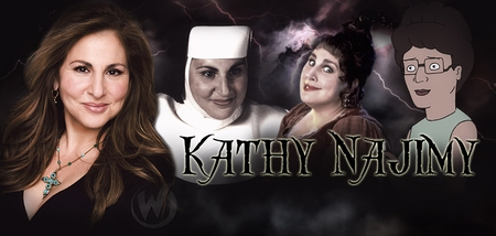 "Kathy Najimy, <i>Mary</i>, HOCUS POCUS & <i>Peggy Hill</i>, �King of the Hill,"" Coming to Fan Fest Chicago!"
