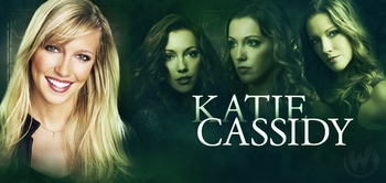 Katie Cassidy, <i>Laurel Lance</i>, �Arrow,� Coming to Louisville!