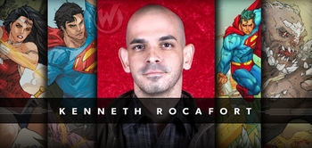 <i>Kenneth Rocafort</i>, �Superman� Artist, Coming to