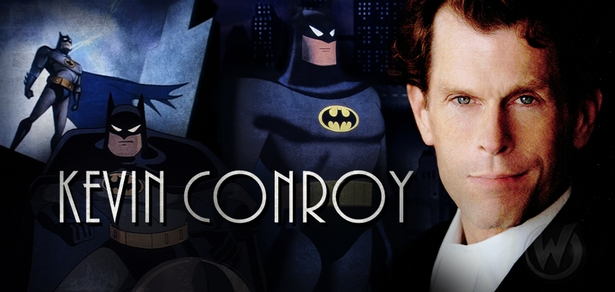 Kevin Conroy, <i>Batman</i>, �Batman: The Animated Series,� Coming to Sacramento & San Jose!