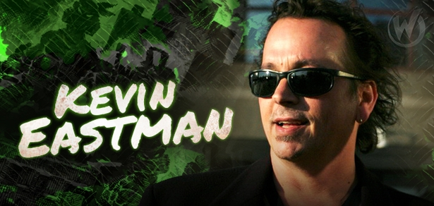 Kevin Eastman, <i>Teenage Mutant Ninja Turtles</i> Co-Creator, Coming to Richmond Comic Con!
