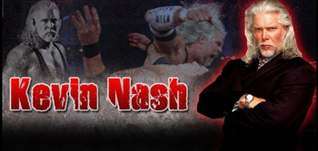 Kevin Nash, <i>Diesel</i>, Six Time World Champion, Coming to Chicago Comic Con!