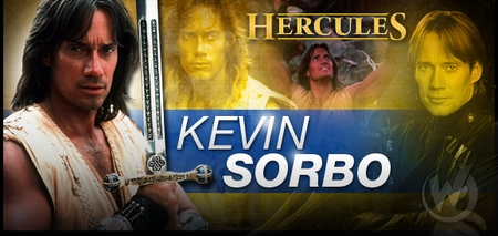 Kevin Sorbo, �<i>Hercules</i>,� Coming to Minneapolis!
