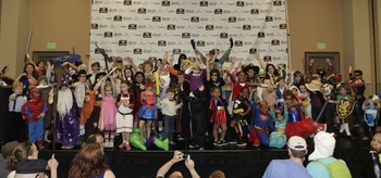 Sunday Is Kids Day @ Wizard World Austin Comic Con