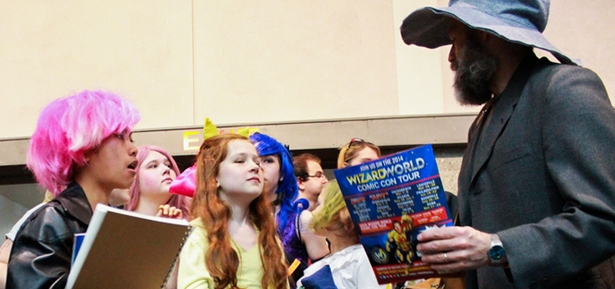 Kids Rule! Video Game Tournament, Karate Class, Costume Contest And More On Sunday At Wizard World Comic Con Sacramento