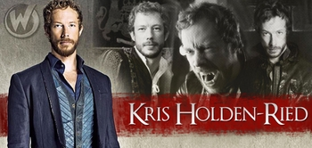Kris Holden-Ried, �Lost Girl� & UNDERWORLD: AWAKENING, Coming to Philadelphia Comic Con!