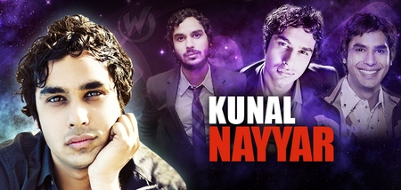 Kunal Nayyar, <i>Raj Koothrappali</i>, �The Big Bang Theory,� Coming to Chicago Comic Con!