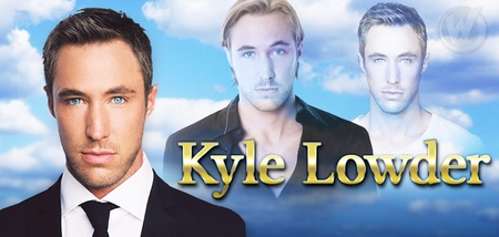 EMMY AWARD WINNER Kyle Lowder, <i>Brady Black</i>, �Days of Our Lives,� Coming to