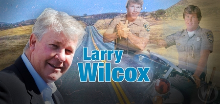 Larry Wilcox, <i>Officer John Baker</i>, �CHiPs ,� Coming to Nashville!