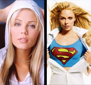 Laura Vandervoort VIP Experience @ Chicago Comic Con 2012 SOLD OUT!