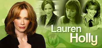 Lauren Holly, <i>NCIS Director Jenny Shepard</i> from �NCIS,� Coming to Philadelphia Comic Con!