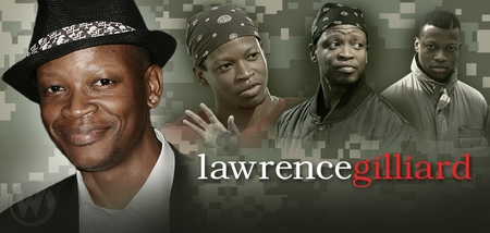 Lawrence Gilliard, <i>Bob Stookey</i>, �The Walking Dead,� Coming to San Antonio Comic Con!
