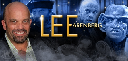 Lee Arenberg, �Once Upon A Time,� & THE PIRATES OF THE CARIBBEAN, Coming to Chicago Fan Fest!