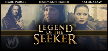 �Legend of the Seeker� Cast to Appear @ Philadelphia & Chicago Comic Cons!