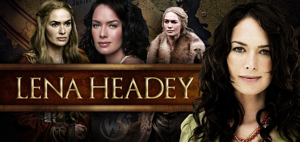 Lena Headey, <i>Cersei Lannister</i>, �Game of Thrones,� Coming to Portland Comic Con!