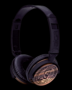 Limited Edition Headphones Designed & Signed by <i>Zombie King, Arthur Suydam</i> Limited to 100!