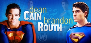 Look, Up in the Sky! Meet Dean Cain & Brandon Routh @ Wizard World Philadelphia Comic Con!