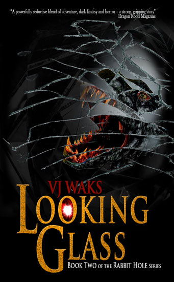<i>Looking Glass</i> Book Two Chicago Comic Con Exclusive by VJ Waks