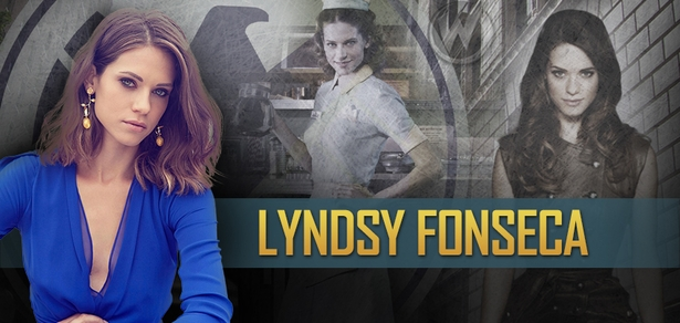 """Lyndsy Fonseca <i>Angie Martinelli</i>, �Agent Carter,"""" Coming to St, Louis!"""