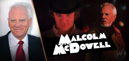 Malcolm McDowell, <i>Alex</i>, A CLOCKWORK ORANGE, Coming to Sacramento!