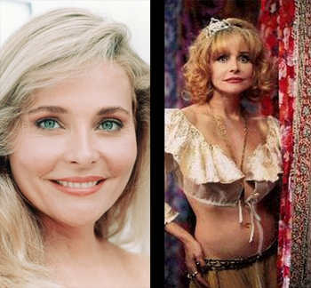 �MALLRATS�, AND �DEVIL�S REJECT� STAR PRISCILLA BARNES COMES TO ANAHEIM COMIC CON