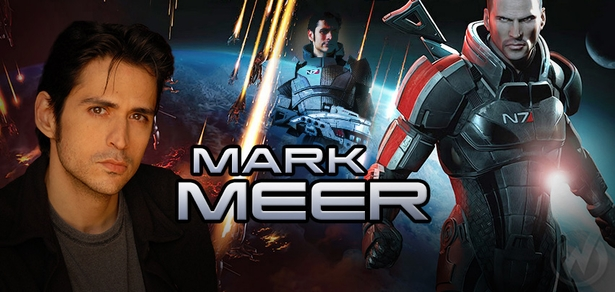 Mark Meer, <i>Commander Shepard</i>, Mass Effect Coming to Tulsa!