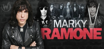 Marky Ramone, <i>The Ramones</i>, Coming to Philadelphia Comic Con!