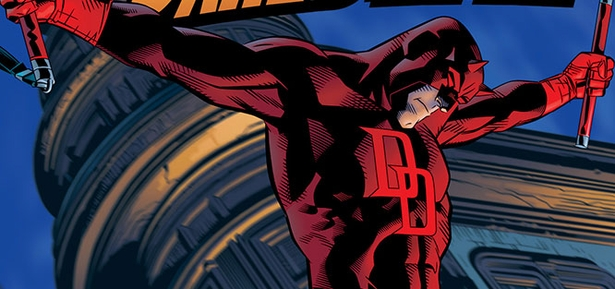 Marvel Comics & Wizard World Reveal �Daredevil #1� Exclusive Variant Cover By Michael Golden For Louisville Comic Con